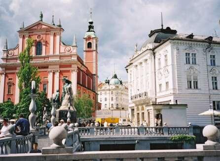 tourist gems in Europe, Slovenia,